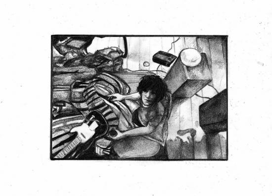Syd Barrett par camish